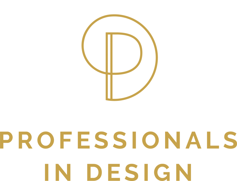 Professionals in Design logo